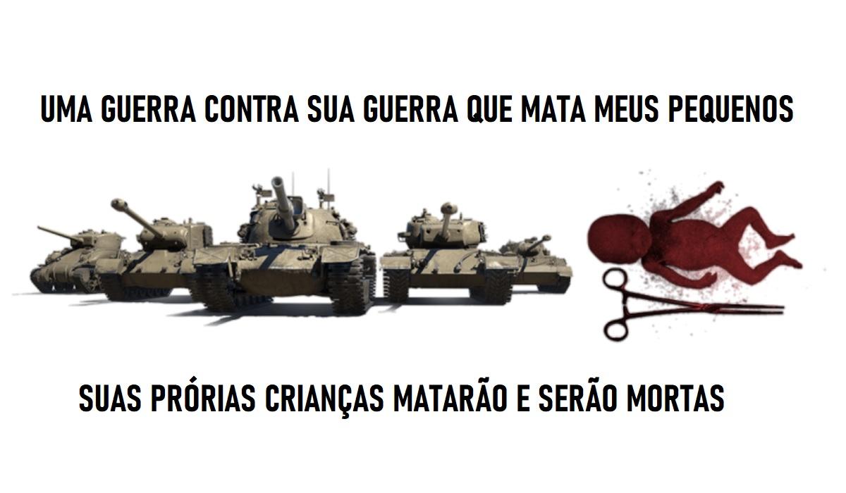 Guerra Por Guerra / A Minha Pela Sua - Pollox