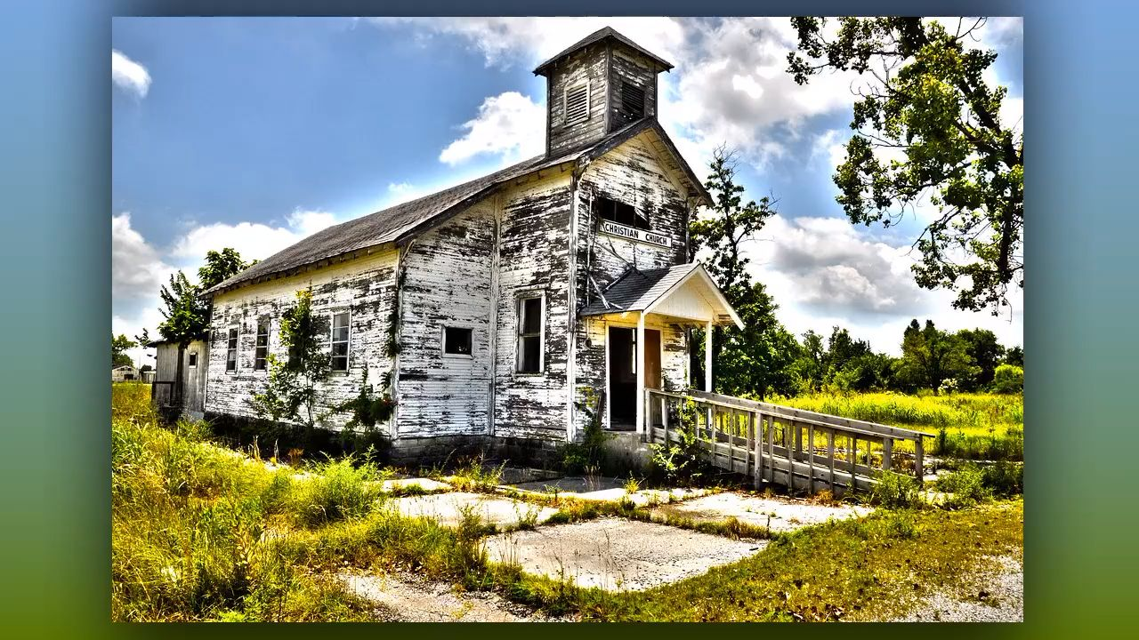 A Minha Igreja - Moradores do Coração